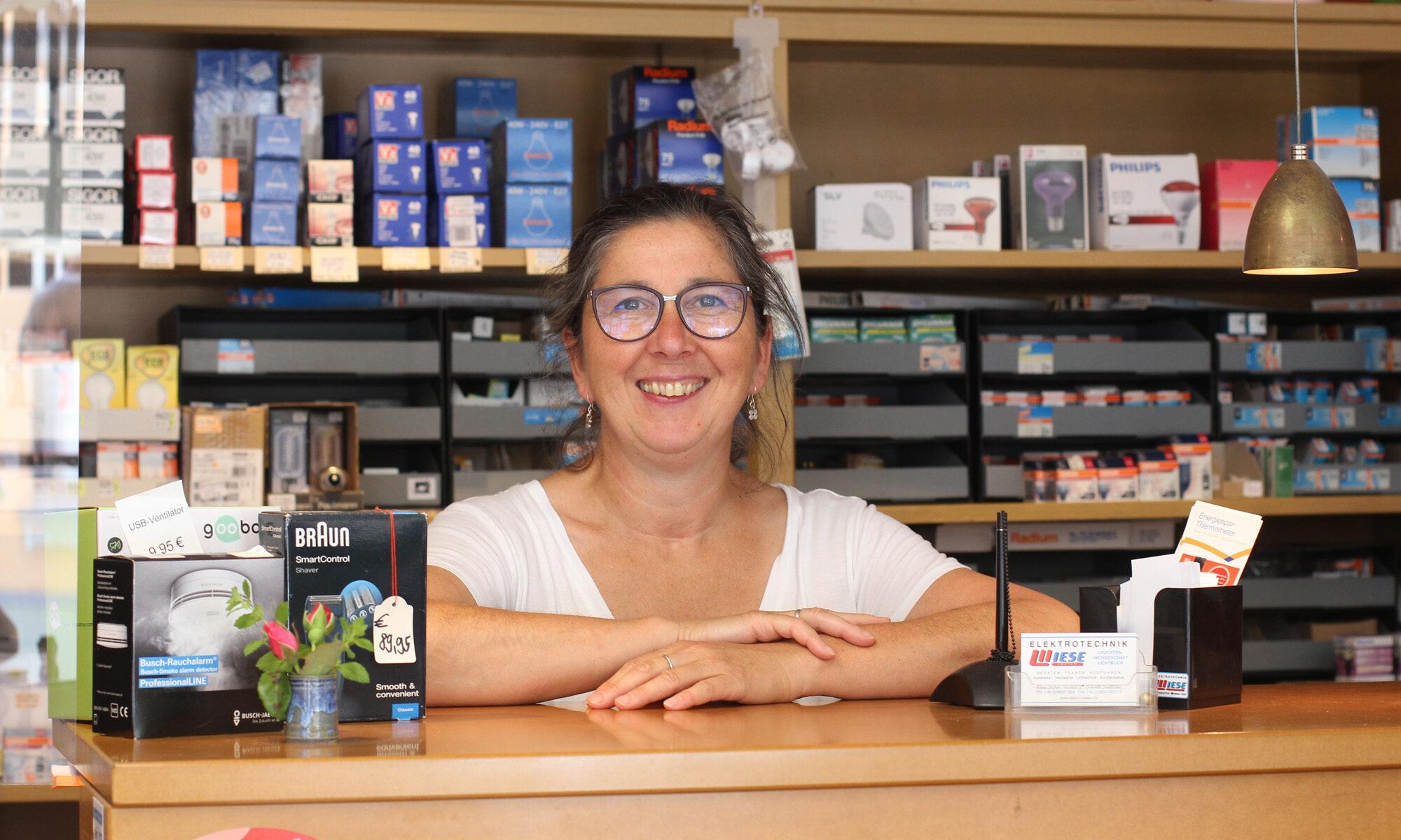 Bettina Wiese - Ladengeschäft